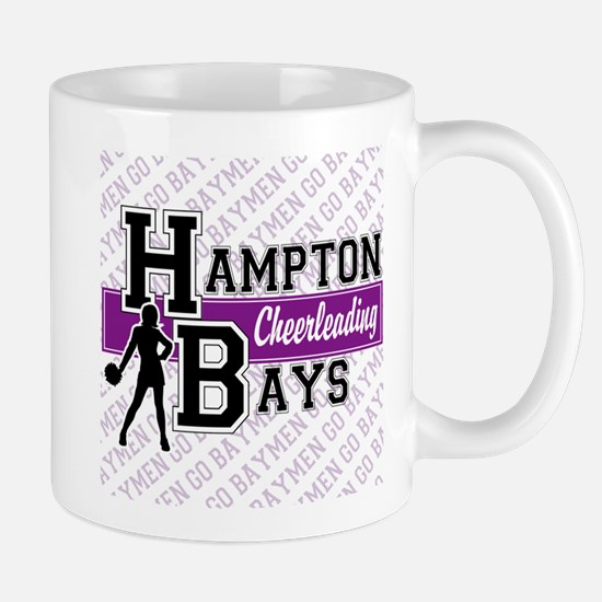Hampton Bays Cheerleading Mug