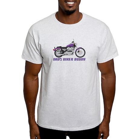 Dad's Little Biker Light T-Shirt