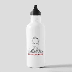 Great Male Teacher Stainless Water Bottle 1.0L