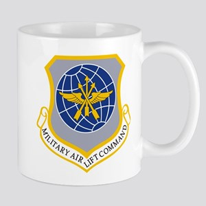 Military Airlift Command MAC Mugs