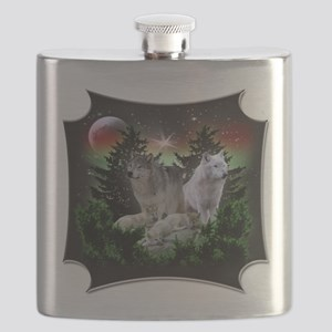 northernwolves Flask