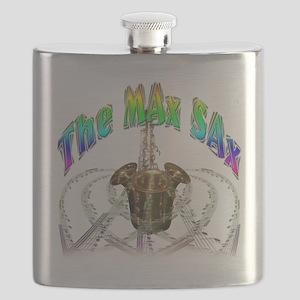 Max Sax Flask
