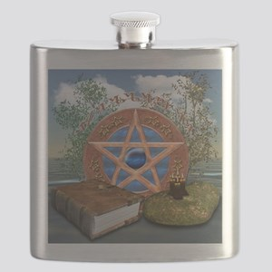 blessedbesquare Flask