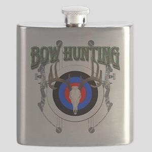 Buck Hunting Flask