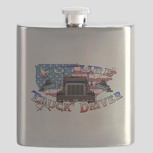 truckdriver Flask