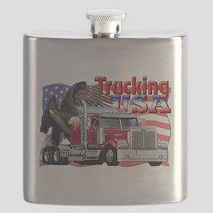 Trucking7 Flask