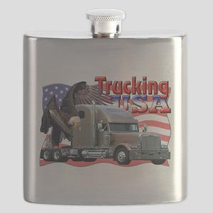 Trucking5 Flask