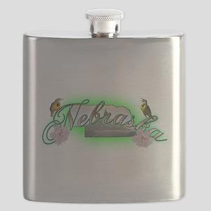 Nebraska Flask