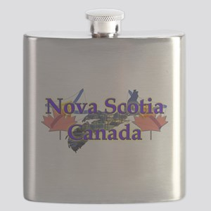 Nova Scotia Flask