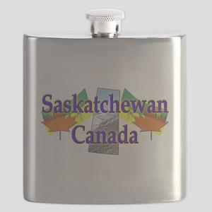 Saskatchewan Flask
