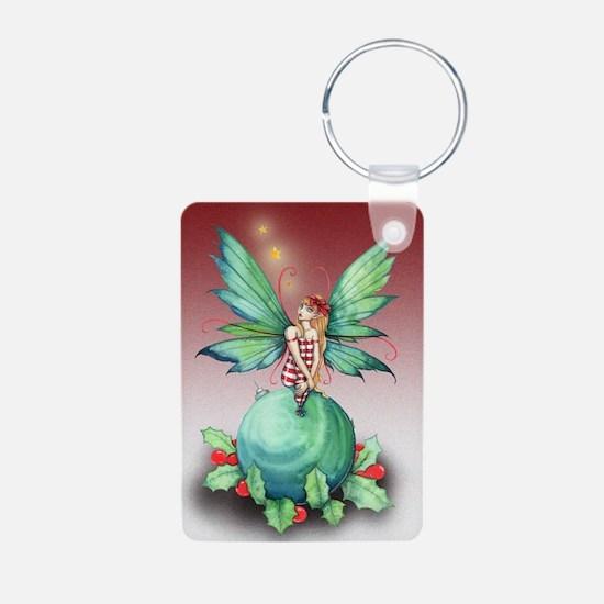 Little Christmas Fairy Keychains
