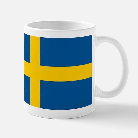 Flag Of Sweden Mug Mugs