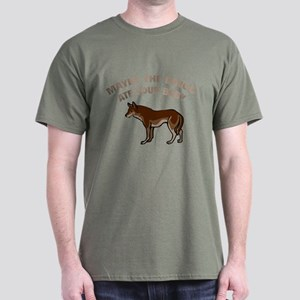 Maybe the dingo ate your baby Dark T-Shirt