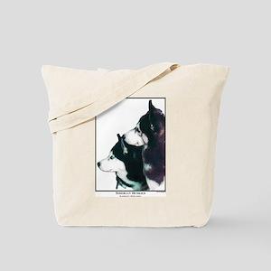 Huskies Open Edition Tote Bag
