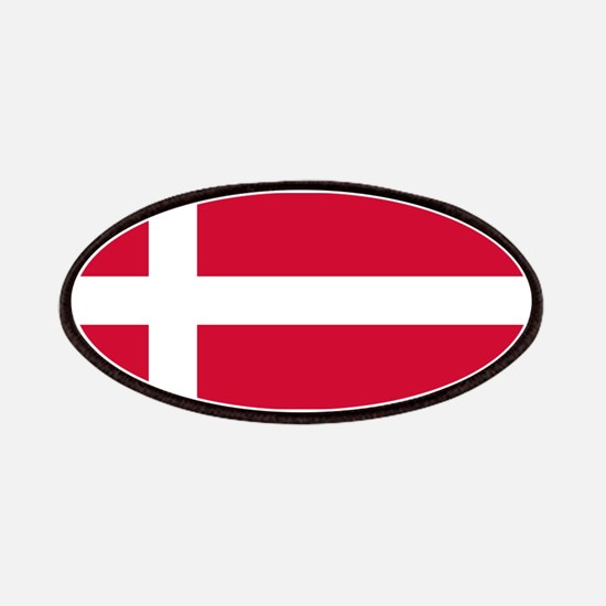 Flag of Denmark Patches