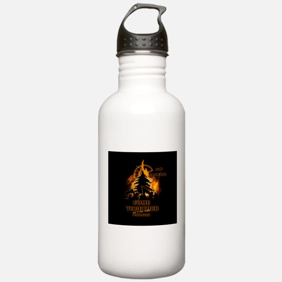 Wild Fire Sports Water Bottle