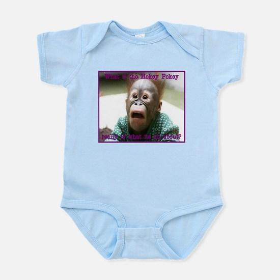 Hokey Pokey Orangutan Infant Bodysuit