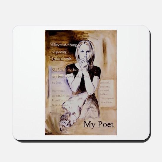 My Poet Mousepad