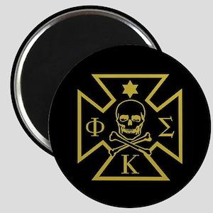 Phi Kappa Sigma Badge Magnet
