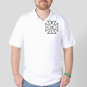 Phi Kappa Sigma Badge Golf Shirt