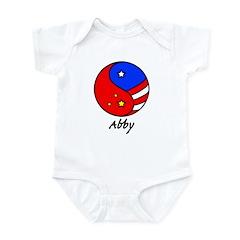 Abby Infant Creeper