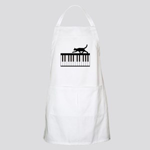Cat and Piano v.1 Apron