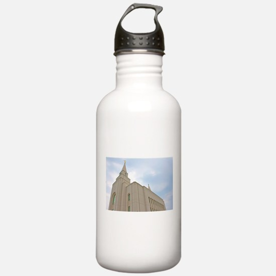 Kansas City Temple Water Bottle