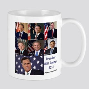 President Mitt Romney 2012 Mug