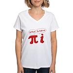 Get Real Women's V-Neck T-Shirt