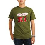 Get Real Organic Men's T-Shirt (dark)