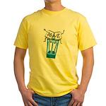 Excellent Undo Yellow T-Shirt