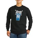 Excellent Undo Long Sleeve Dark T-Shirt