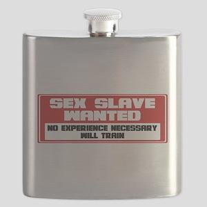 Sex Slave Flask