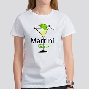 Martini Girl Women's T-Shirt