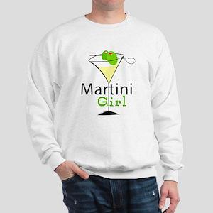Martini Girl Sweatshirt