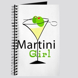 Martini Girl Journal