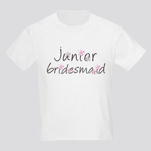 Sweet Jr. Bridesmaid Kids Light T-Shirt