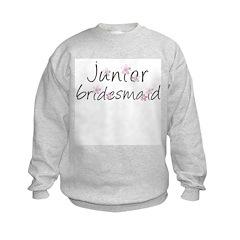 Sweet Jr. Bridesmaid Sweatshirt