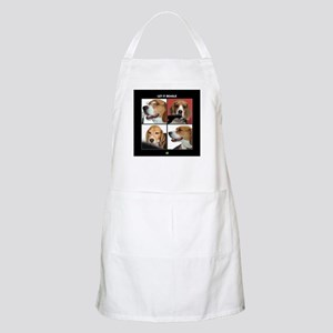 Let It Beagle Apron
