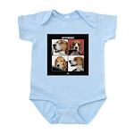 Let It Beagle Infant Bodysuit