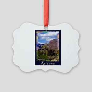 Arizona Picture Ornament