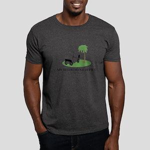 Golf Retirement Dark T-Shirt