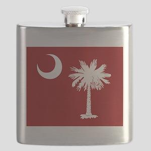 SC Palmetto Moon Flask