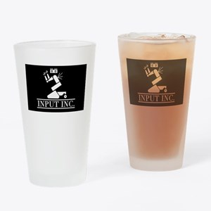 Input Inc Drinking Glass