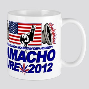CAMACHO / NOT SURE - CAMPAIGN 2012 Mug