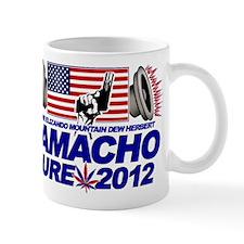 CAMACHO / NOT SURE - CAMPAIGN 2012 Mug