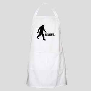 BELIEVE IN BIGFOOT Apron