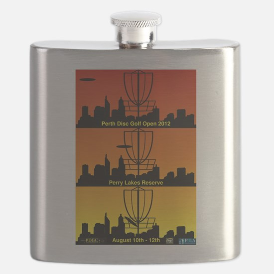 Perth Open 2012 Flask