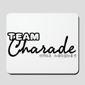 TEAM-CHARADE-DESIGN Mousepad