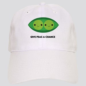 Give Peas a Chance Cap